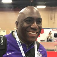 Coach Lance Newman